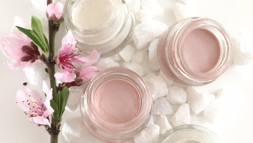 Face Luminizer, Organic, Vegan, Face Brightener