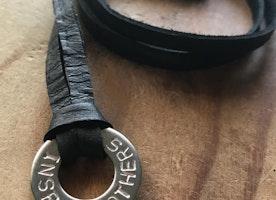 Custom washer necklace