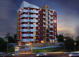 Astounding Luxury Apartment in Kochi