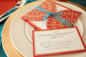 Latest Trend in Muslim Wedding Invitations