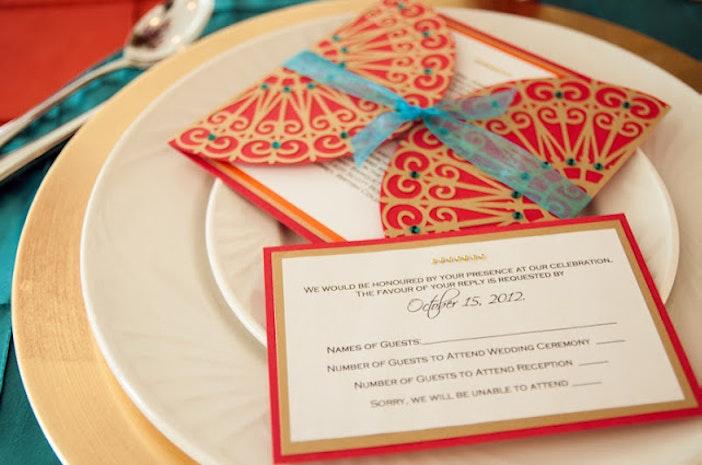 Latest Trend in Muslim Wedding Invitations