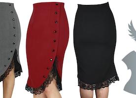 J$Money Skirt