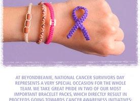 Celebrate National Cancer Survivor Day With Beyond Beanie!