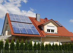 Sensata inverters help to capture and store solar energy for use during the day to produce power in a grid-tie and for charging batteries for power usage at night.