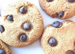 Vegan Chocolate Chip Cookies (Organic, Gluten-Free, Paleo-Friendly, Vegan)