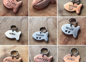 FREE SHIPPING today only on any pet ID tag purchase!