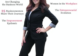 """""""The She Shift"""" - My book for businesswomen"""
