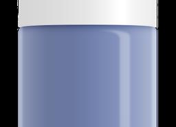 Blue Gray Nail Polish, non-toxic, water based by SeaMilk