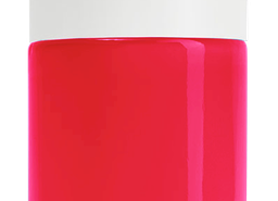Bright Red Nail Polish, non-toxic, water based by SeaMilk