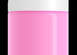 Bubblegum Pink Nail Polish, non-toxic, water based by SeaMilk