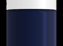 Dark Blue Nail Polish, non-toxic, water based by SeaMilk