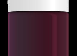 Dark Purple Nail Polish, non-toxic, water based by SeaMilk