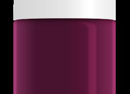 Dark Red Nail Polish, non-toxic, water based by SeaMilk