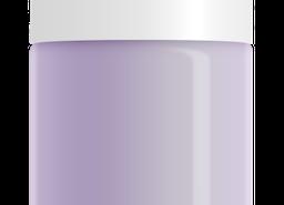 Lavender Nail Polish, Light Purple, non-toxic, water based by SeaMilk