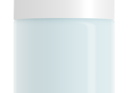 Light Blue Nail Polish, non-toxic, water based by SeaMilk