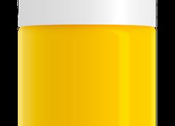 Mustard Yellow Nail Polish, non-toxic, water based by SeaMilk