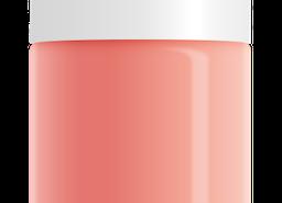 Peach Nail Polish, non-toxic, water based by SeaMilk