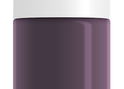 Purple Gray Nail Polish, non-toxic, water based by SeaMilk