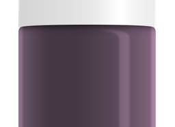 Purple Gray Nail Polish, non-toxic, water based by SeaMilk