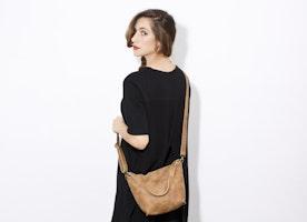 Customer Feedback \\ Kirstie \\\ Mini Shiri Bag
