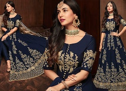 Indo Western Dresses For Women: Latest Designer Party Wear Suits Online India | DesignersAndYou