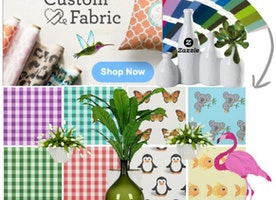 Custom Fabrics | Upholstery Fabrics | Clothing Fabrics