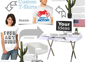 Design Your Own Custom T-Shirts