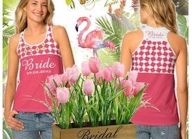 Bridal Tank Tops | Wedding | Bridal Shower | Honeymoon