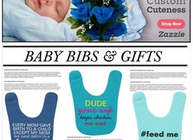 Baby Bibs & Gifts