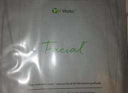 It Works Facial! 😃