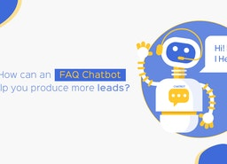 How can an FAQ Chatbot help you Produce more Leads?