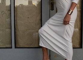 Eco-Fit Hoodie Dress