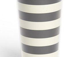 Kate Spade New York Stripe Thermal Travel Mug