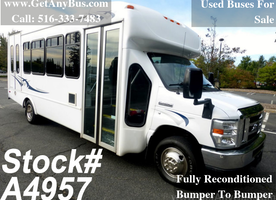 Used Buses for Sale - What are the Benefits of Buying a Used Bus?