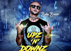 New music by awarded HipHop artist Baby Brown
