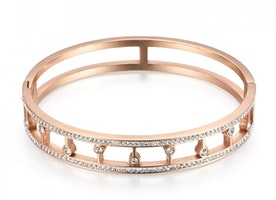 Stainless Steel Bangle For Women
