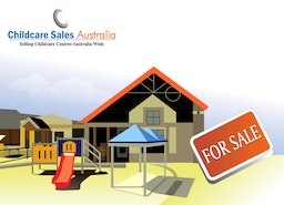 Childcare Centers are available for sale in Australia