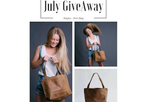 👭 SISTERHOOD 👭 July Giveaway //// Shiri Bag