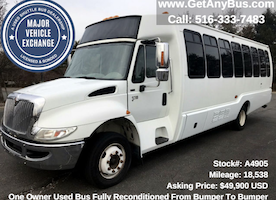Used buses for sale   How winery tour businesses can benefit from buying used buses???