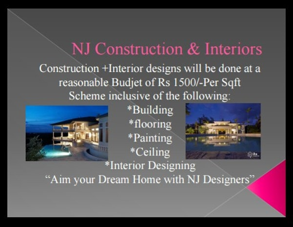 NJ Builders and Architects