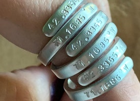 custom wrap rings