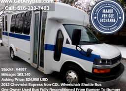 Consider These 9 Factors When Choosing used Handicap Buses