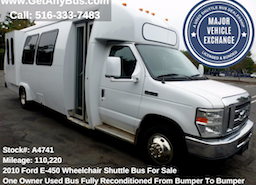 Used Buses For Sale | Does your sports team require a Team Travel Bus for their group transportation ???