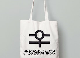 Join the Movement! Buy the #Breadwinners Tote