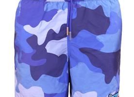 Limoland Camo Swim Shorts