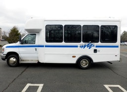 Used Shuttle Buses For Sale | Fully reconditioned used shuttle buses are the best solution for frequent passenger transport