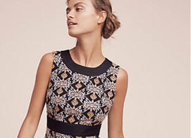 Best Dresses under $200.00 from Anthropologie