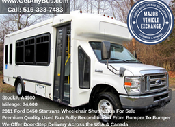 Used Church Buses For Sale | The Role of an Experienced Dealer when buying used church buses