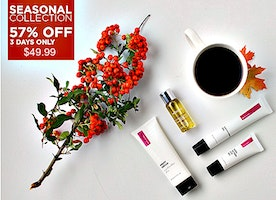 Limited Time Offer 57% off! Safe Live Clean Products that Protect Your Skin