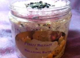 Stress Release & Relaxing Bath